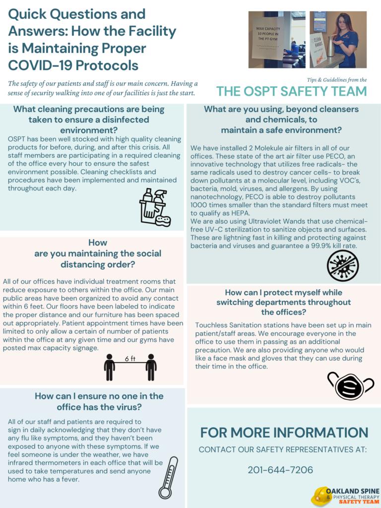 FAQ Covid-19 Response